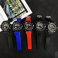 Мужские наручные часы Sanda 759 Blue-Black, фото 6