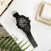 Мужские наручные часы Sanda 759 All Black, фото 3