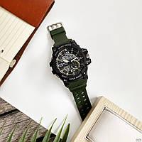 Мужские наручные часы Sanda 759 Green-Black, фото 7
