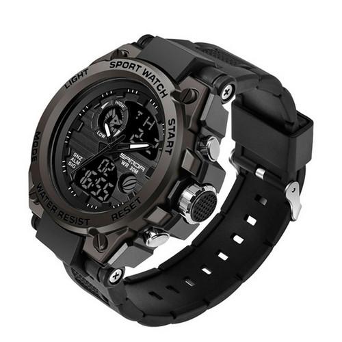 Мужские наручные часы Sanda 739 All Black
