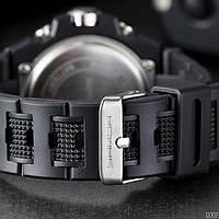 Мужские наручные часы Sanda 739 All Black, фото 3