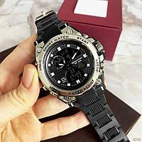 Мужские наручные часы Sanda 739 Black-Silver, фото 4