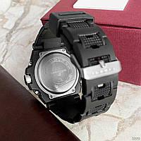 Мужские наручные часы Sanda 739 Black-Gold, фото 3