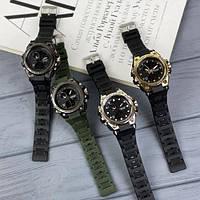Мужские наручные часы Sanda 739 Black-Gold, фото 7
