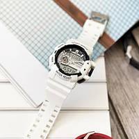 Мужские наручные часы Sanda 599 White-Silver, фото 6