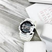 Мужские наручные часы Sanda 599 White-Silver, фото 7