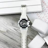 Мужские наручные часы Sanda 599 White-Silver, фото 9