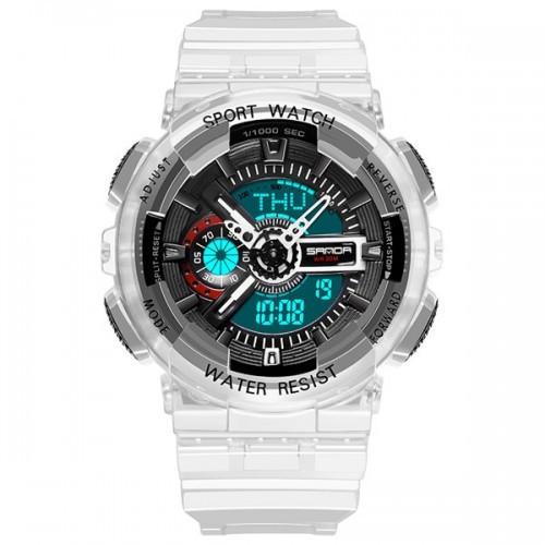 Мужские наручные часы Sanda 298 Black