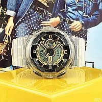 Мужские наручные часы Sanda 298 Gold, фото 2