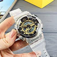 Мужские наручные часы Sanda 298 Gold, фото 4