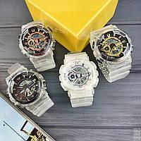 Мужские наручные часы Sanda 298 Gold, фото 5