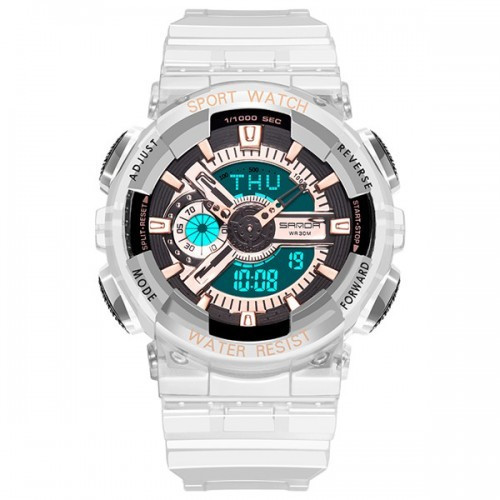 Мужские наручные часы Sanda 298 Cuprum