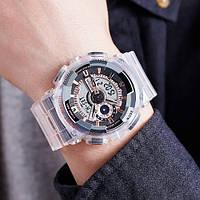 Мужские наручные часы Sanda 298 Cuprum, фото 2