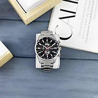 Мужские наручные часы Curren 8351 Silver-Black, фото 3