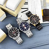 Мужские наручные часы Curren 8351 Silver-Black, фото 5