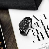 Мужские наручные часы Curren 8365 Silver-Black, фото 5
