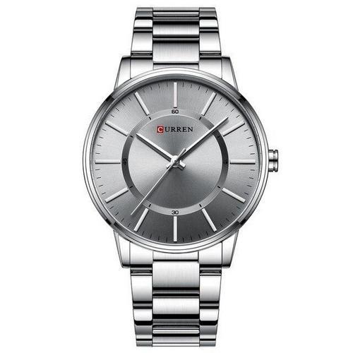 Мужские наручные часы Curren 8385 Silver-Gray