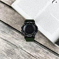 Мужские наручные часы Sanda 2016 Green-Black, фото 4