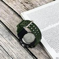 Мужские наручные часы Sanda 2016 Green-Black, фото 5