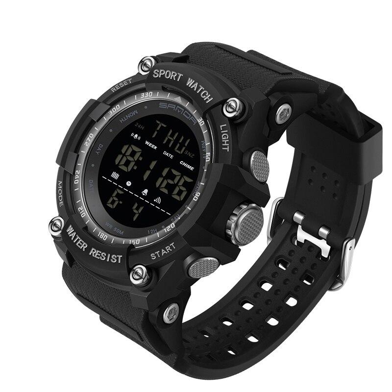 Мужские наручные часы Sanda 2016 All Black