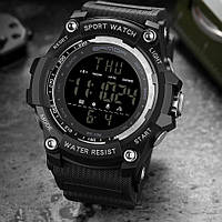 Мужские наручные часы Sanda 2016 All Black, фото 2