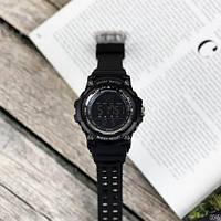 Мужские наручные часы Sanda 2016 All Black, фото 4