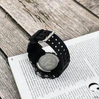 Мужские наручные часы Sanda 2016 All Black, фото 5
