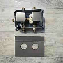 Змішувач прихованого монтажу на три режиму термостат Epelli Termostato