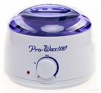Нагреватель для горячего воска воскоплав Pro Wax 100 JG117 депиляция