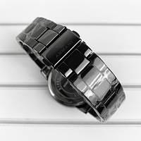 Мужские наручные часы Emporio Armani QQ Black-White, фото 2