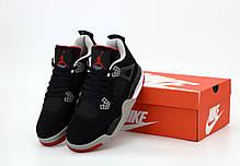"Мужские кроссовки Off-White x Nike Air Jordan 4 «Sail» коллекции Off-White FW 2020"", фото 2"