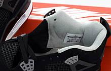 "Мужские кроссовки Off-White x Nike Air Jordan 4 «Sail» коллекции Off-White FW 2020"", фото 3"