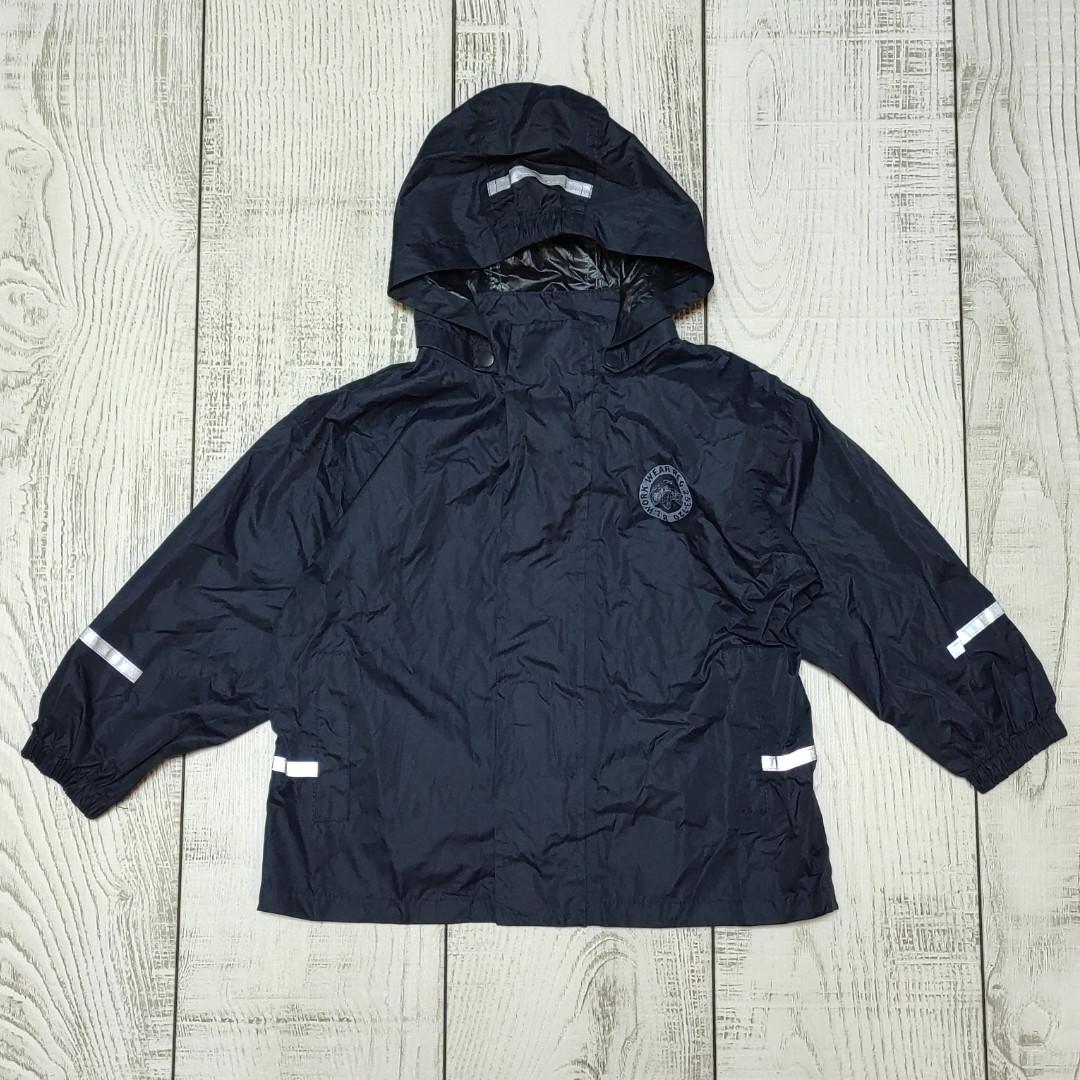 Куртка дождевик ветровка для мальчика 98-104р