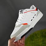 Чоловічі кросівки Adidas DROP Step (білі) 10338, фото 2