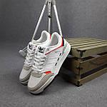 Чоловічі кросівки Adidas DROP Step (білі) 10338, фото 4