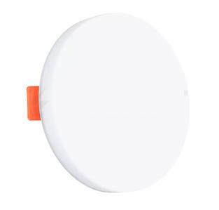 Светильник точечный светодиодный Biom 6Вт квадратный + стекло белый свет