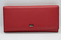 Женский кожаный кошелёк Wanlima 72047550013j9 Red, фото 1