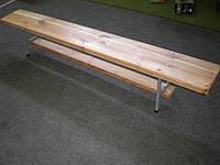 Скамья гимнастическая для спортивных залов