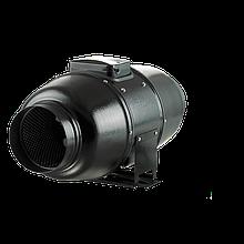 Вентилятор канальный Вентс ТТ Сайлент-М 125 EC, шумо- тепло изоляция, 1фаза, 45Вт, 465м3/ч