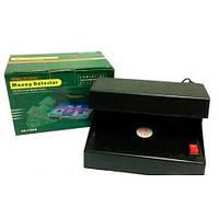 Детектор валют 118AB Battery, Беспроводной электронный детектор валют, Ультрафиолетовый детектор валют