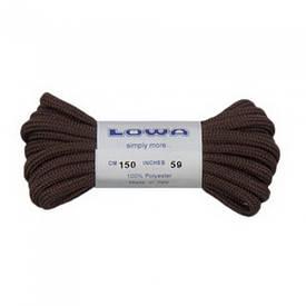 Шнурки Lowa Zephyr Z6 Z8 150 см коричневые