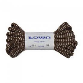 Шнурки Lowa ATC MID dotted 150 см коричневые