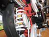 Питбайк Prb-125 pro вооздушно-масляное охлаждение радиатор не Geon Kayo 125, фото 5