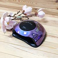 Лампа для маникюра UV+LED SUN BQ-5T 120 Вт Mirror Purple