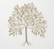Настенный декор Дерево металл золото 74*4см Гранд Презент 1013106