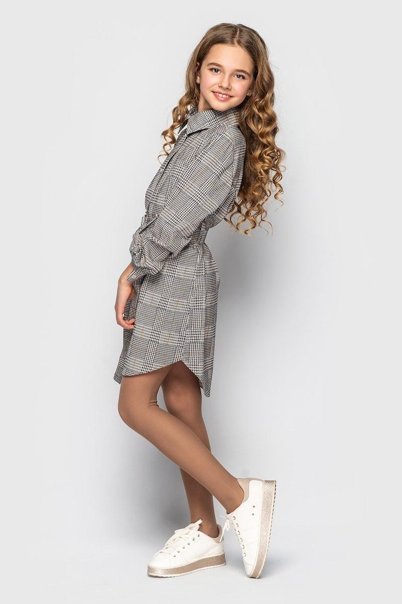 Платье Cvetkov Карли  Серый