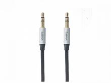 Aux Baseus CAM30-C Yiven Audio 1.5m Цвет Стальной-Чёрный, S1