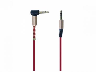 Aux Cable Spring SP-206 Цвет Красный