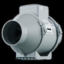 Вентилятор канальный смешанного типа Вентс ТТ ПРО 100 EC, пластик пониженной горючести, 1фаза, 32Вт, 300м3/ч
