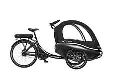 Электровелосипед kangaroo lite грузовой карго kargo 3-х колесный, фото 3